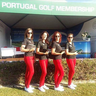 Hospedeiras e Promotores - Algarve